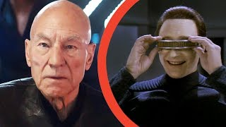 11 Theories About Star Trek Picard - The Borg, Data, and Everything We Know So Far