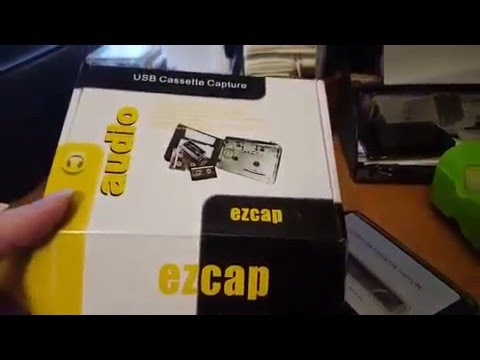 Reshow Cassette Tape to MP3 Converter Instructional Review