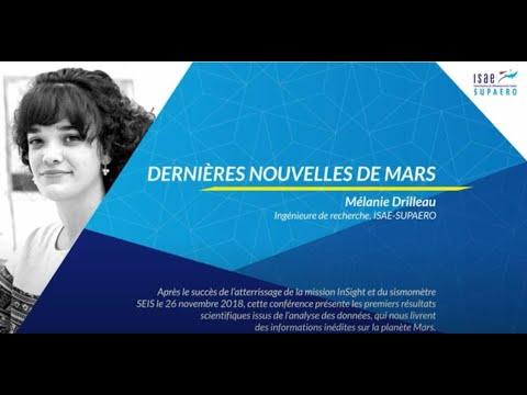 Journée Portes Ouvertes 2020 - Mélanie Drilleau
