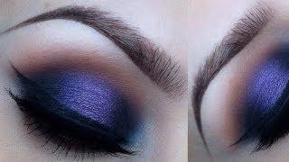 Dark valentines day inspired makeup tutorial Thumbnail