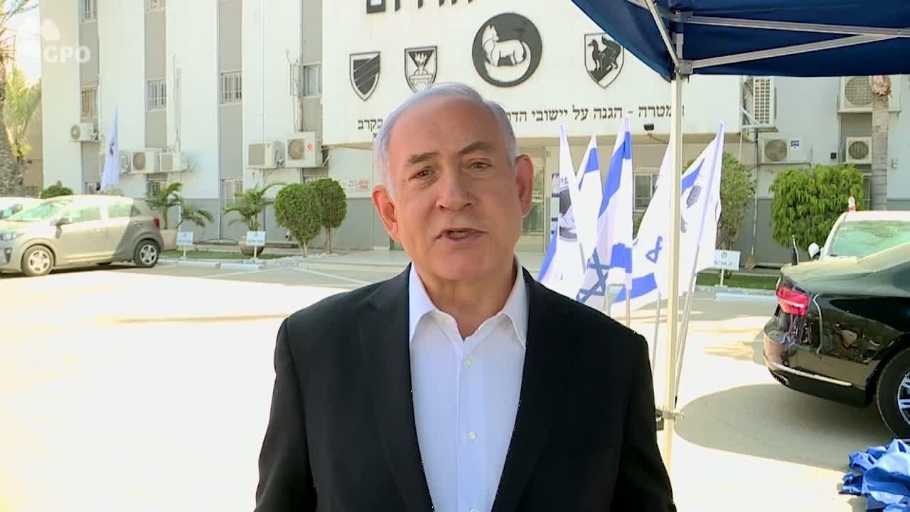 نتانياهو يعلن تكثيف هجمات الجيش الإسرائيلي على غزة  - نشر قبل 3 ساعة