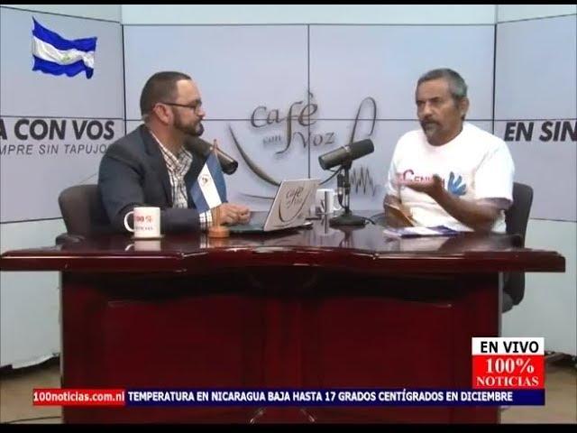 Gonzalo Carrion habla de la confiscación al CENIDH y la cancelación de la personería Jurídica