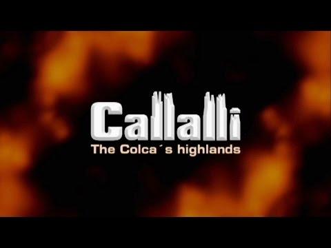 Callalli The Colca´s Highlands - ESPAÑOL