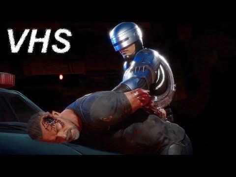 Mortal Kombat 11 - Робокоп против Терминатора - VHSник