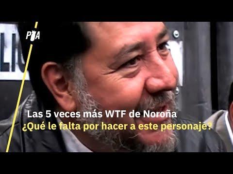 Las 5 veces más WTF de Gerardo Fernández Noroña