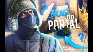 BUGANDO A BOMBA NO CASUAL NA NOVA DUST - CS:GO