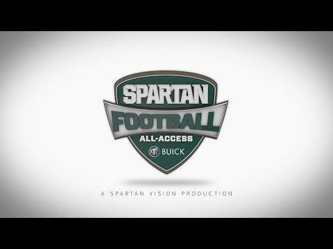 """Spartan Football All-Access '17: """"Won't Back Down"""""""