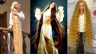 Украинские Рапунцель: Мир сходит с ума от волос этих девушек! + БОНУС