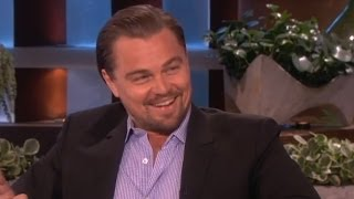 Leonardo DiCaprio Talks Quaaludes on Ellen!
