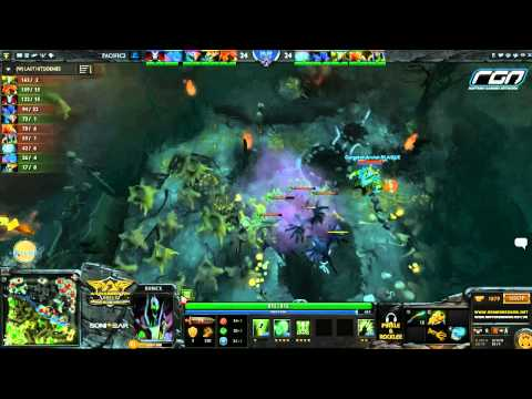 Armargeddon DOTA2 Grand Slam Asia 2013 Grand Final - Gangster (Philippines) vs Pacific (Philippines)