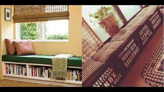 【DIY】部屋が狭いなら、収納付きベンチが便利でインテリアにもなる♡~If the narrow room, convenient with storage bench. thumbnail