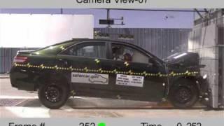 Crash Test 2011 - 20** Toyota Camry/ Camry Hybrid / Daihatsu Altis (Full Frontal Impact) NHTSA