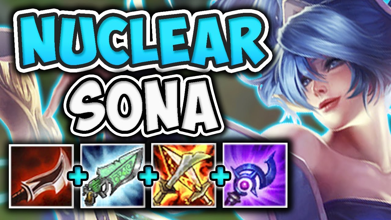 Full Ap One Shot Sona Is Explosive They Never Expected The Sona