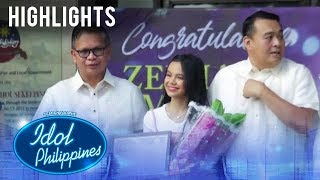 Zephanie Dimaranan Homecoming | The Final Showdown | Idol Philippines 2019