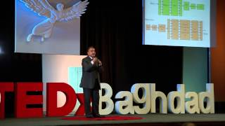 The fading channel of wireless mobile system   Dr. Haitham Jabbar   TEDxBaghdad