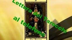 LETTURA TAROCCHI AMORE AL TELEFONO 899 96 98 10