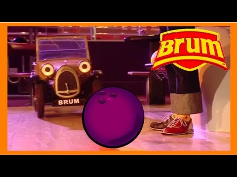 Brum 408   BOWLING ALLEY   Kids Show Full Episode