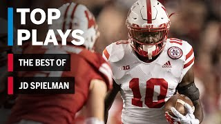 The Best of JD Spielman: 2018 Mid-Season Highlights | Nebraska | Big Ten Football