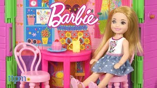 Barbie Club Chelsea Doll and Treehouse Playset Play Set Brand New in Box