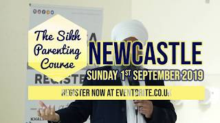 Sikh Parenting Course is coming to Newcastle