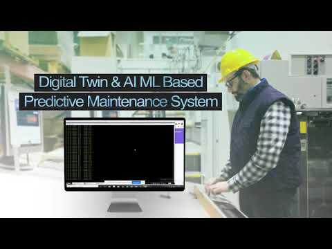 Digital Twin Plus Predictive Maintenance Using AI and ML