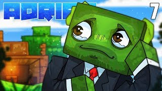 Minecraft: ADRIFT - I'M SO PROUD!! (Ep.7)