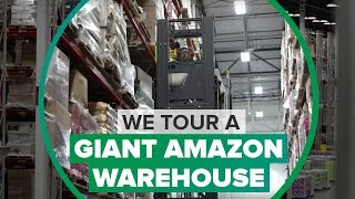 How Amazon ships its biggest and bulkiest stuff (CNET News)