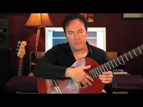 Definition of a Semi-Acoustic Guitar