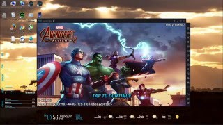 How to install and play Marvel Avengers Alliance 2 on a PC (or other android apps)
