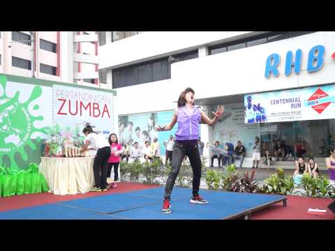 Malaysia 1st Zumba Competition & Fun Party~6