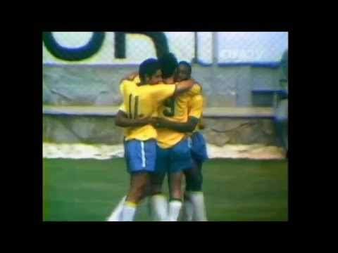 Brasil - best goals from World Cup 1970 Mexico