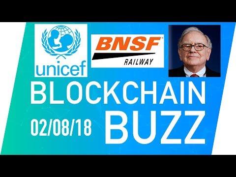 Warren Buffets BNSF Railway joins the BiTA - BlockChainBuzZ Ep.19 | Coinsquare