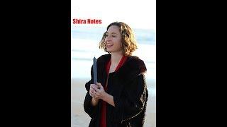 Shira Notes Talks- It's Ascension.