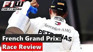 French Grand Prix: Race Review