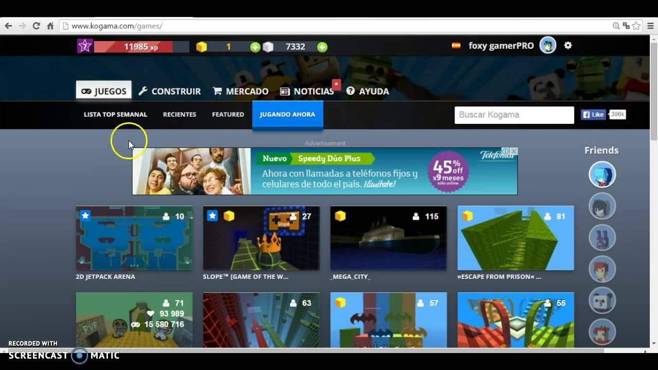 JUEGOS MULTIJUGADOR - Juega Juegos Multijugador en Pais de ...
