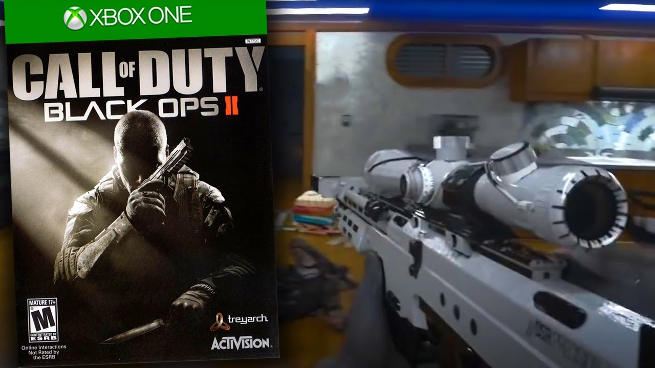 black ops 2 remastered vs. black ops 2 backwards compatibility