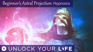Beginner's Astral Projection OBE Hypnosis / Meditation (Extended Relaxation to Release Astral Self)