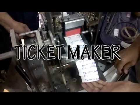 Ticket Maker TA202 Lab Project IIT KANPUR YouTube – Ticketmaker