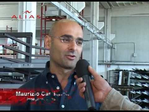 Alias porte blindate video istituzionale 2009 ultima for Alias blindate