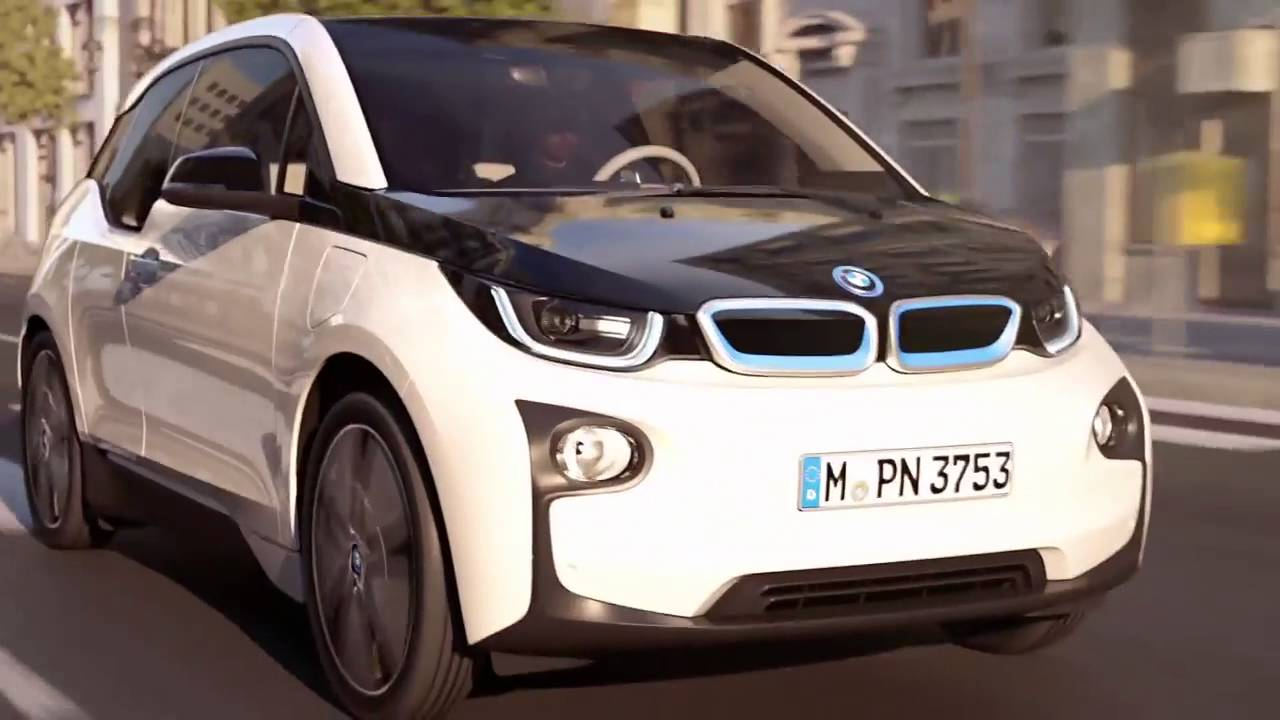 2017 Bmw I3 94 Ah Has Updated The Electric Car