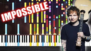 Ed Sheeran - Galway Girl - IMPOSSIBLE PIANO by PlutaX