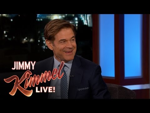 Dr. Oz Explains Jimmy Kimmel's Baby's Heart Condition