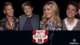 Sit Down With the Stars: Happy Death Day 2U Feat. Matthew Hoffman- Regal