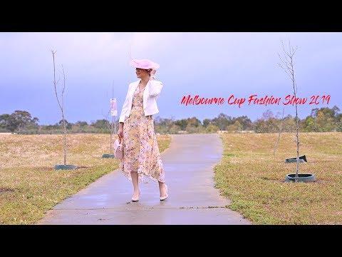 Melbourne Cup Fashion Show 2019