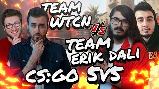 Team wtcN vs Team Erik Dalı CS:GO w/Efe Uygaç