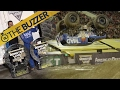 Watch the first ever front flip in Monster Jam history | @TheBuzzer | FOX SPORTS