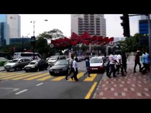 Kuala Lumpur Central Timelapse