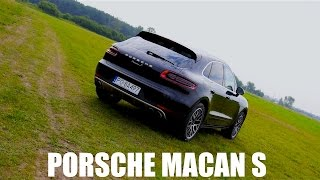 (ENG) Porsche Macan S - Test Drive and Review