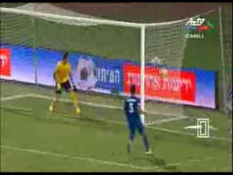 Israel - Azerbaijan 1 - 1   www.FenomeN.az