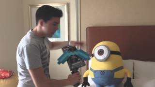 "MINECON - ""UNBOXING Con Luzo"" 